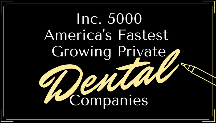 Which Dental Groups Practices, DSOs, and Dental Companies